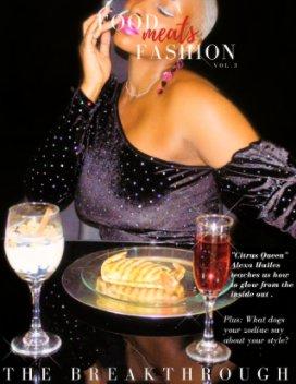 Foodmeatsfashion Vol. 3 book cover