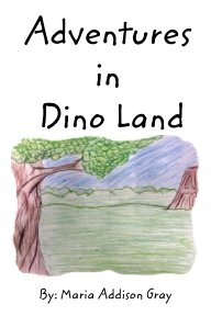 Adventures in Dino Land book cover