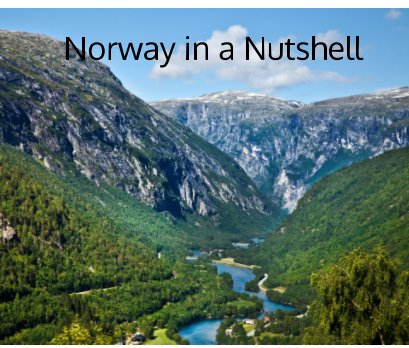 Norway in a Nutshell book cover