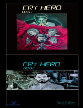 Cry Hero: Choice and Consequences book cover