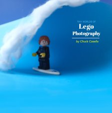 Tiny Worlds of Lego Photography book cover