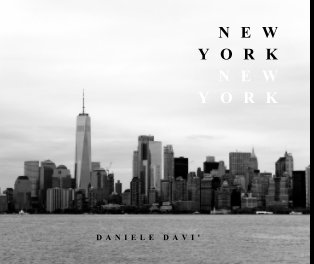 New York New York book cover