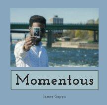 Momentous book cover