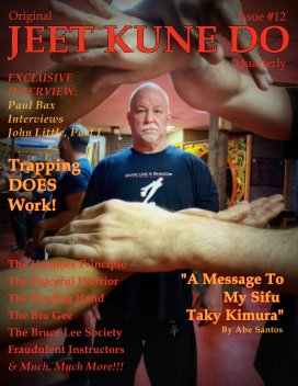 Original Jeet Kune Do Quarterly Magazine - Issue 12 book cover