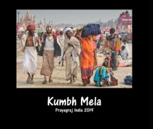 Kumbh Mela 2019 project book cover