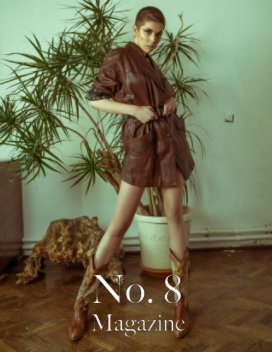No. 8™ Magazine - V31I2 book cover