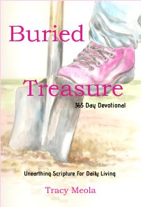 Buried Treasure Daily Devotions book cover