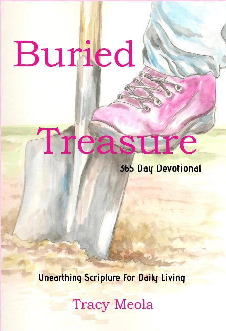 View Buried Treasure Daily Devotions by Tracy Meola
