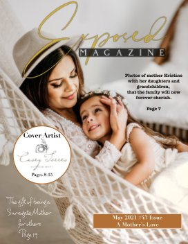 May 2021 A Mother's Love Issue #43 book cover