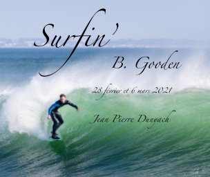 Surfin' B. Gooden book cover