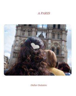 A paris book cover