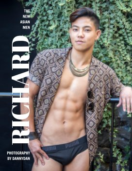 The New Asian Men 20 Richard book cover