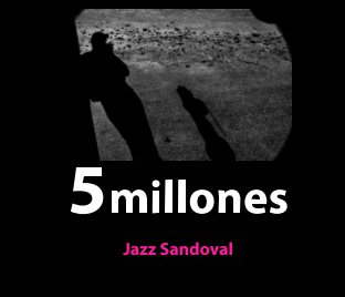 5 millones tres book cover