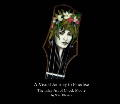 A Visual Journey to Paradise Hardcover Edition book cover