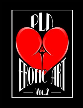PLD's Erotic Art Vol.2 book cover