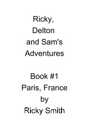 Ricky, Delton and Sam's Adventures book cover