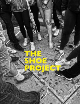The Shoe Project book cover