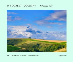 My Dorset - Country        A Personal View book cover