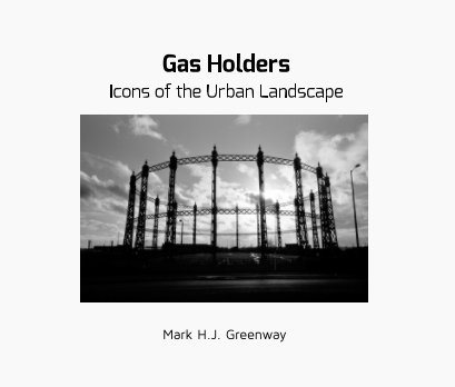 Gas Holders book cover