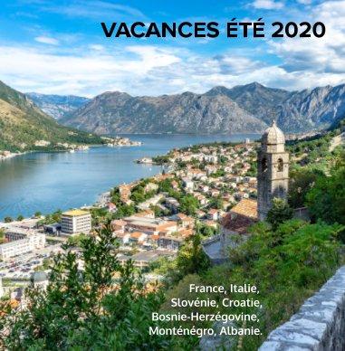 Vacances été 2020 book cover
