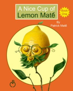 A Nice Cup of Lemon Maté book cover