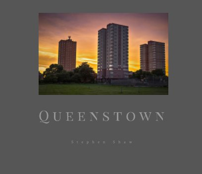 Queenstown book cover