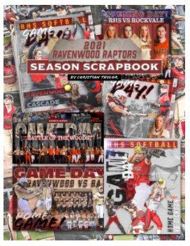 2021 Ravenwood Softball book cover