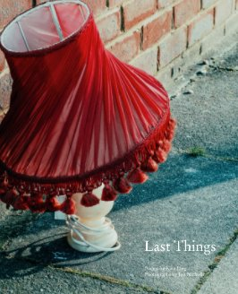 Last Things book cover