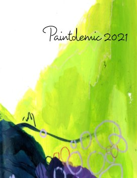 Paintdemic 2021 book cover