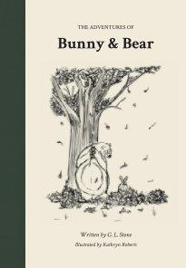 Bunny and Bear Hardback Edition book cover