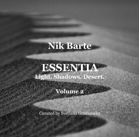 View ESSENTIA Catalogue Volume 2 by Nik Barte, Svetlana Grnčaroska