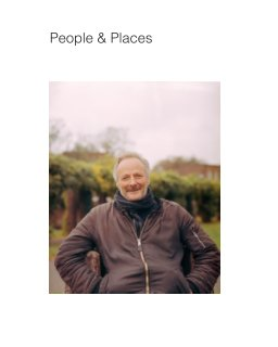 People and Places (Softcover) book cover