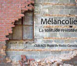 Mélancolie book cover