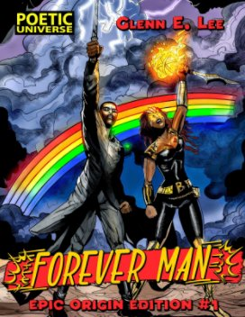 Forever Man Comic Book book cover
