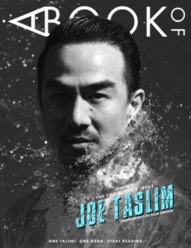 A BOOK OF Joe Taslim Cover 2 book cover