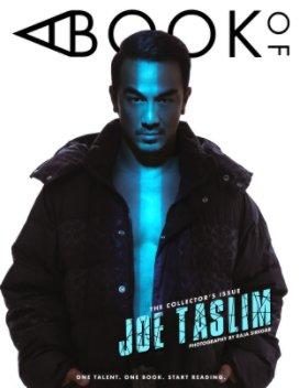 A BOOK OF Joe Taslim Cover 1 book cover