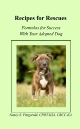 Recipes For Rescues book cover