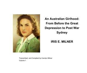 An Australian Girlhood book cover