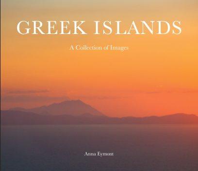 Greek Islands book cover