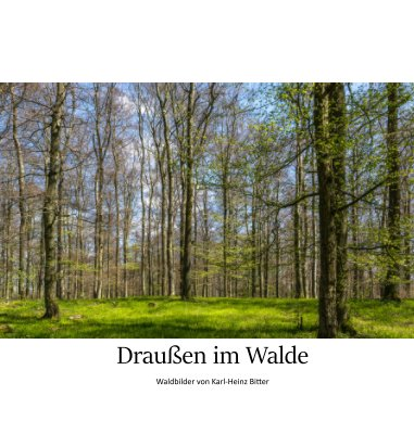 Draußen im Walde book cover