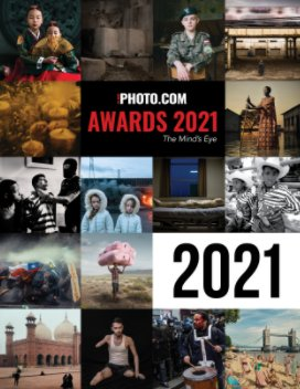 All About Photo Awards 2021 book cover