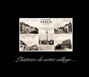 Souvenir de mon village de Cheux book cover