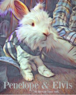Penelope and Elvis book cover
