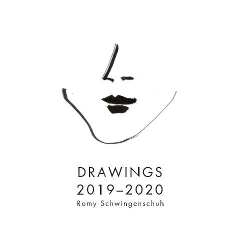 Bekijk Drawings 2019–2020 (18x18cm)  Softcover op Romy Schwingenschuh