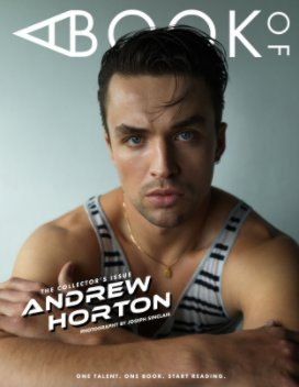 A BOOK OF Andrew Horton book cover
