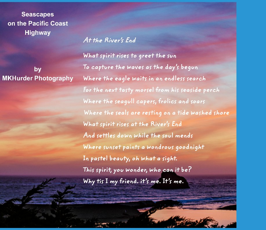 View Seascapes of the PCH by Michael K Hurder