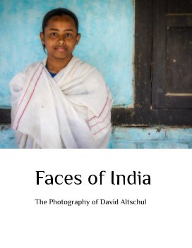 Faces of India book cover