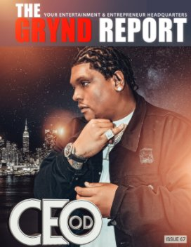 The Grynd Report Issue 67 book cover