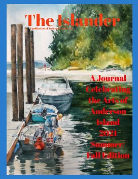 The Islander 2021 book cover