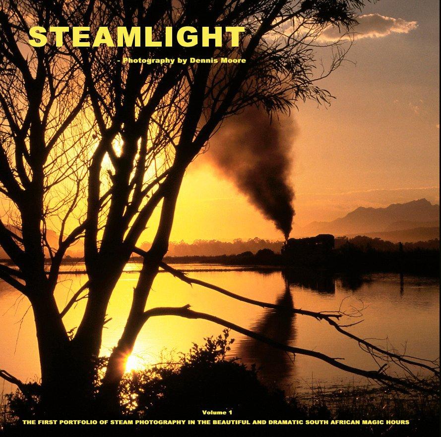 Ver S T E A M L I G H T  - Volume 1  [very large square format 30 x 30 cm] por Dennis Moore      - Steamlight